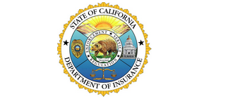 California Department of Insurance TOP LOGO