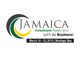 Jamaica Investment Forum (JIF) 2015